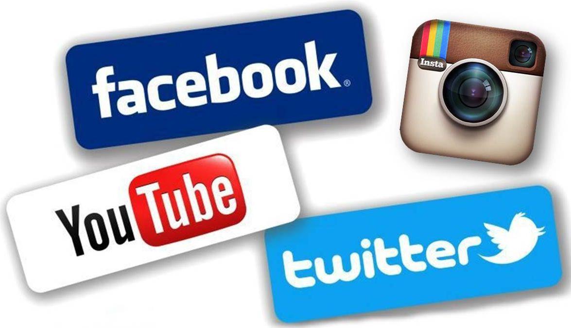 Réseaux sociaux, nous sommes aussi présents!