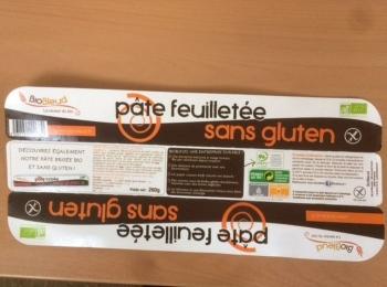 Pâte feuilletée sans gluten délicieuse!